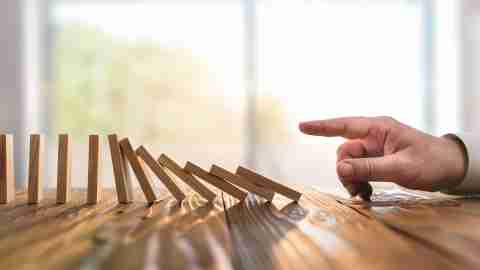 Overcoming procrastination: Excuses can have a domino effect