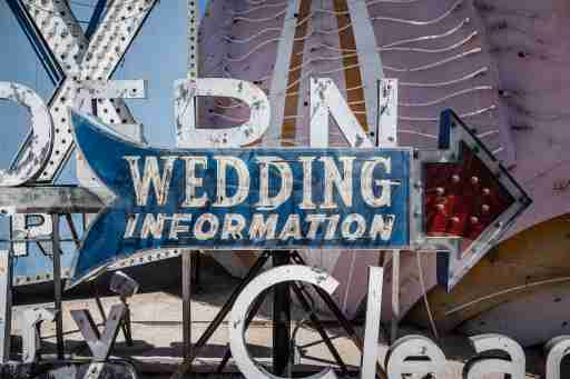 ADHD relationship story about an almost-wedding in Vegas