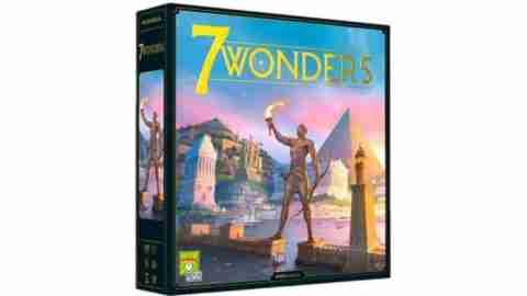7 Wonders - Best Games for ADHD Teens