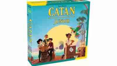 Catan Junior - Board Games for ADHD Kids