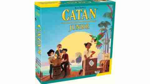 Catan Junior - Board Games for ADHD Kids