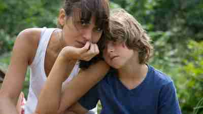 Parent and child with ADHD