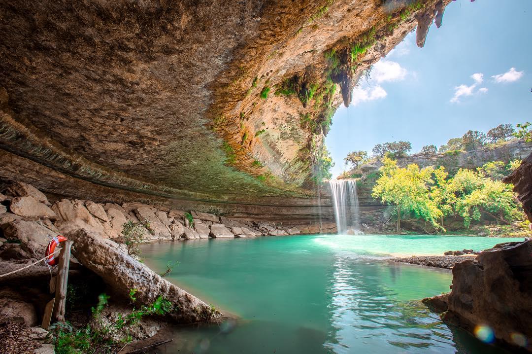 13 stunning natural pools