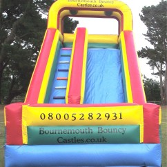 Wedding Chair Cover Hire Bournemouth Disposable Covers Amazon Bouncy Castles Inflatable Slides Dorset