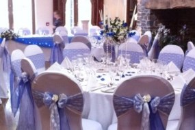 chair cover hire south wales chicco polly baby high wedding add to event cherish