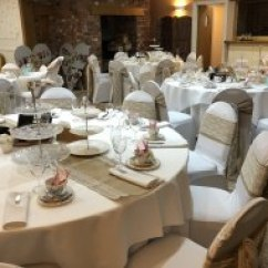 Wedding Chair Cover Hire Pembrokeshire Bistro Chairs Dining Table Decoration In Add To Event Christina S Covers Sashes