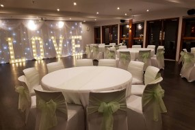chair cover hire hartlepool manicurist or stool uses backdrop in add to event fun packed parties weddings and events