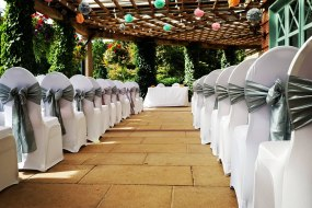 wedding chair cover hire scarborough garden table & covers in north yorkshire add to event laura lindsay weddings and events