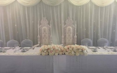 chair cover hire merseyside wicker outdoor formby party covers giant throne liverpool