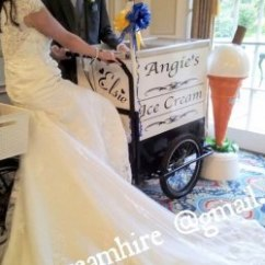 Wedding Chair Cover Hire Scarborough Dumbarton Angies Ice Cream Cart North Yorkshire