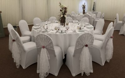 chair cover hire pembrokeshire desk knees christina s covers sashes carmarthenshire