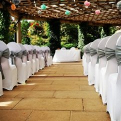 Chair Covers Wedding Yorkshire Hot Pink Laura Lindsay Weddings And Events North