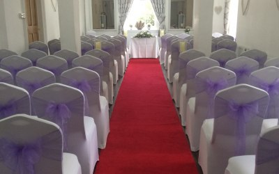 chair covers for hire south wales graco duodiner high instructions affinity event decorators swansea candy cart sweet in