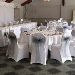 Chair Covers For Hire South Wales Dark Teal Dining Chairs Affinity Event Decorators Swansea Dessert Filled Ferris Wheel In