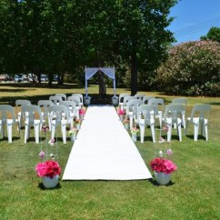 Wedding Chair Cover Hire Wrexham Black Covers With Purple Sash Stage Add To Event