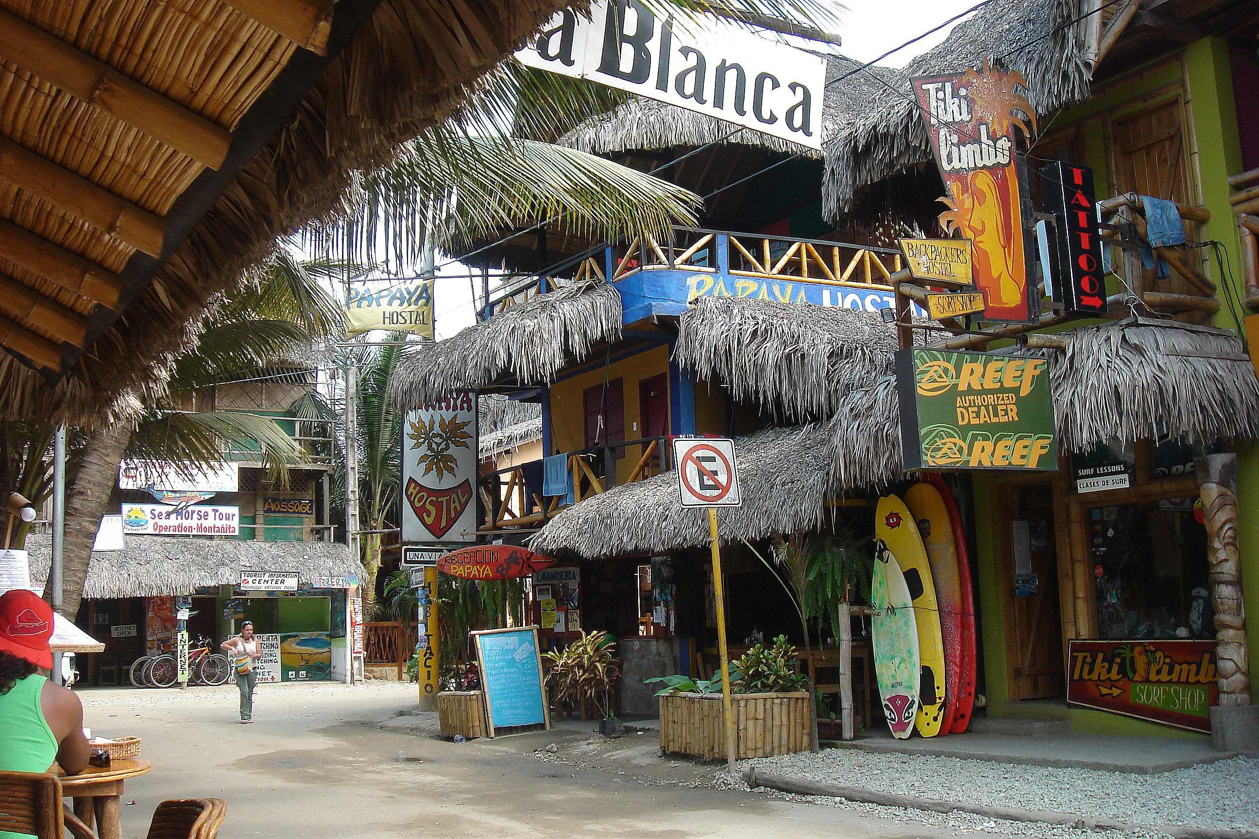 Turismo  Paquetes a Montaita  Ecuador  Amrica del Sur