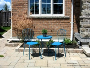 Update Your Tired Patio Set