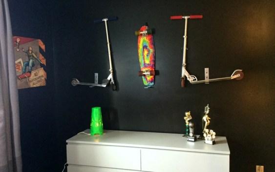 Sk8Park Bedroom - Debi Collinson Designs