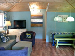 Beach House Rental Property Receives Major Transformation