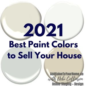 2021 Best Paint Colors To Sell Your House