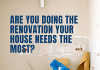 Do You Know What You've Done to Your Home?