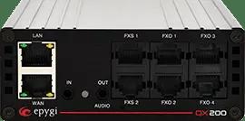QX200 - מרכזית IP