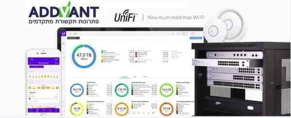 UniFi - יוניפי