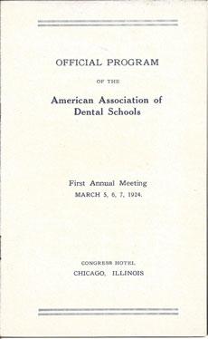 AADS PRogram Book