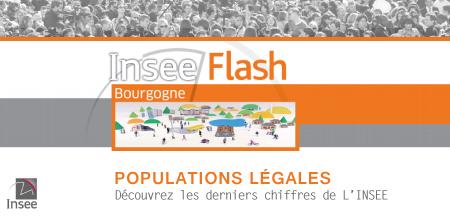 Parution des populations légales 2012