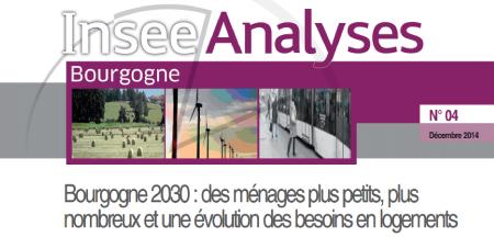 Forte hausse des besoins en logement en Bourgogne à l'horizon 2030.