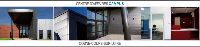Centre d'affaires CAMPUS de Cosne-Cours-sur-Loire