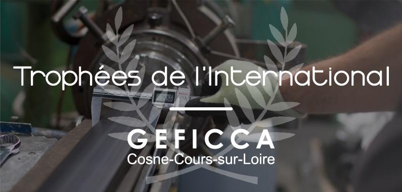 GEFICCA récompensée par les acteurs institutionnels régionaux !
