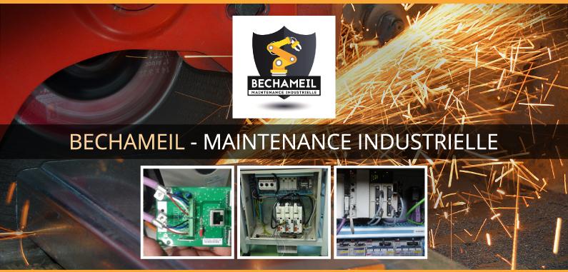 Maintenance industrielle : bienvenue à l'entreprise Bechameil !