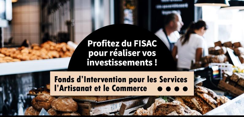 Appel à projets : profitez de la subvention FISAC pour réaliser vos investissements !