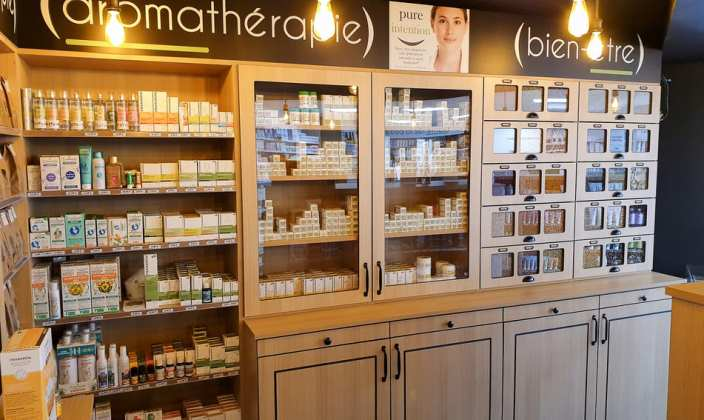 Aromathérapie pharmacie Nantes