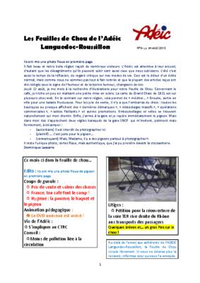 N°9 – juillet-août 2013