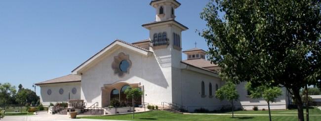 Holy Cross Catholic Church - Porterville, CA