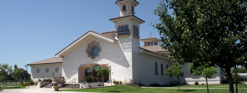 Holy Cross Catholic Church - Porterville, CA