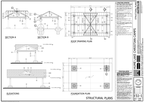 Hume - BBQ Structure Const Docs