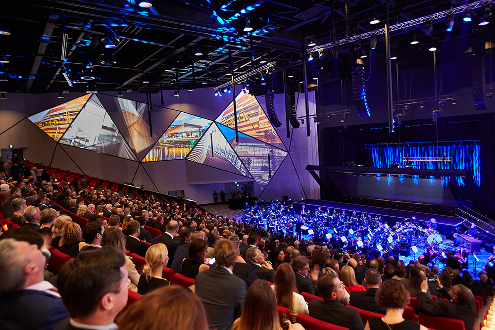 Expansion 2017  Adelaide Convention Centre
