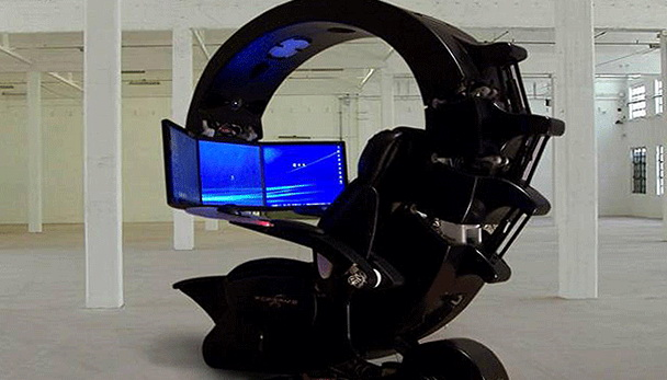 ultimate computer chair better posture office gaming 7097 home design ideas best