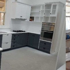 Kitchen Resurfacing Hutch Cabinet Kitchenresurface1 Adelaide Available In