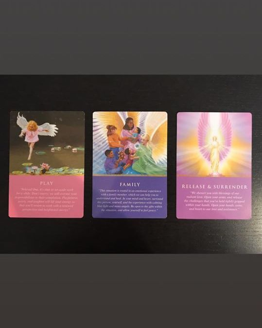 Weekend Angel Messages Revealed