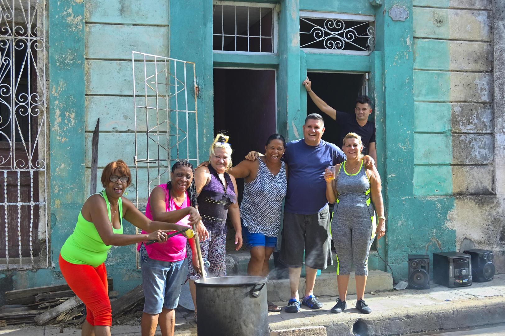 Ajíaco sanjuanero, sentir de los camagüeyanos