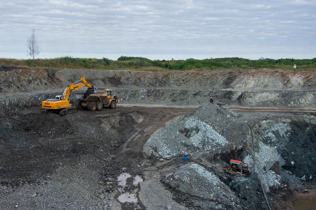 Exportación de cromo y oro: reto de los geólogos-mineros de Camagüey