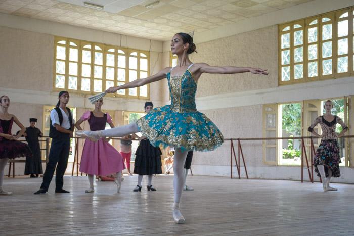 Ballet de Camagüey danza como vecino