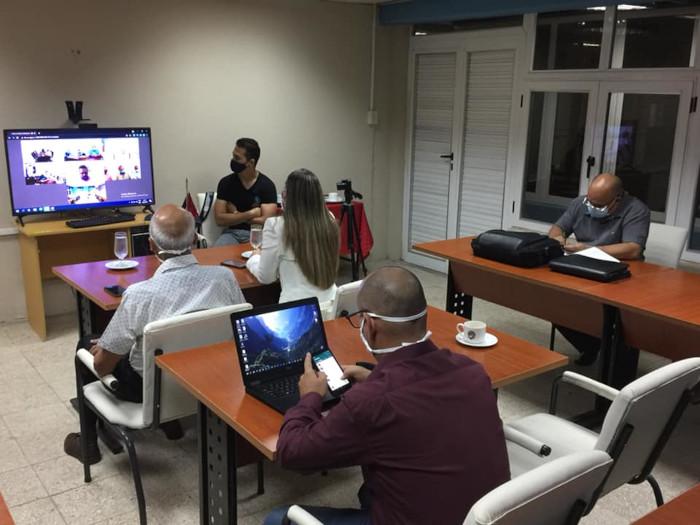 Universidad de Camagüey: inteligencia contra bloqueo