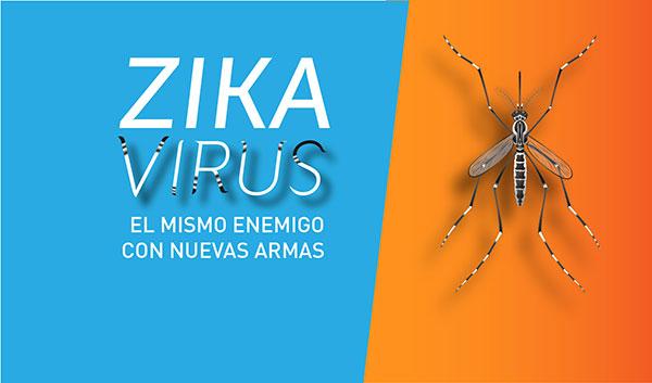 ARGENTINA. Zika, un enemigo veterano, viajero y difícil 1