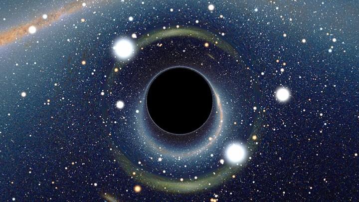 A un paso de demostrar la radiación de Hawking 1