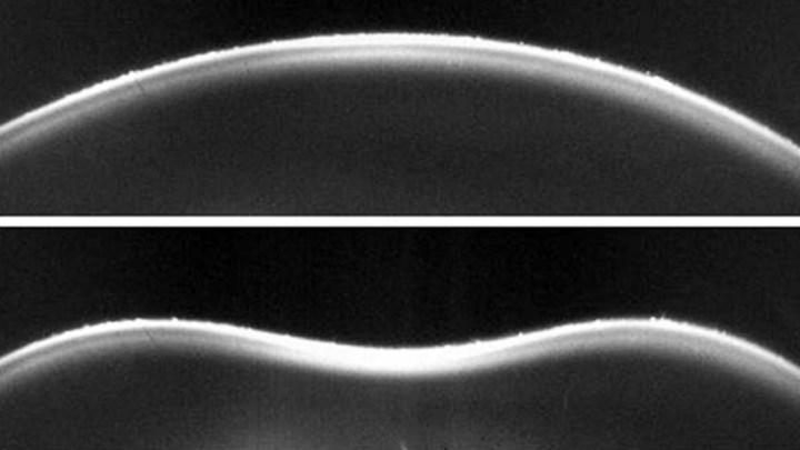Miden la elasticidad de la córnea combinando imágenes con pulsos de aire 1